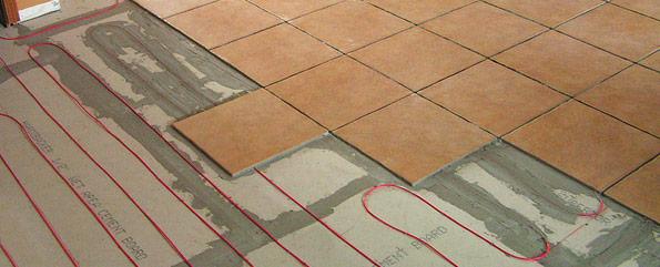 Radiant Floor Heating Systems Vodoley 91